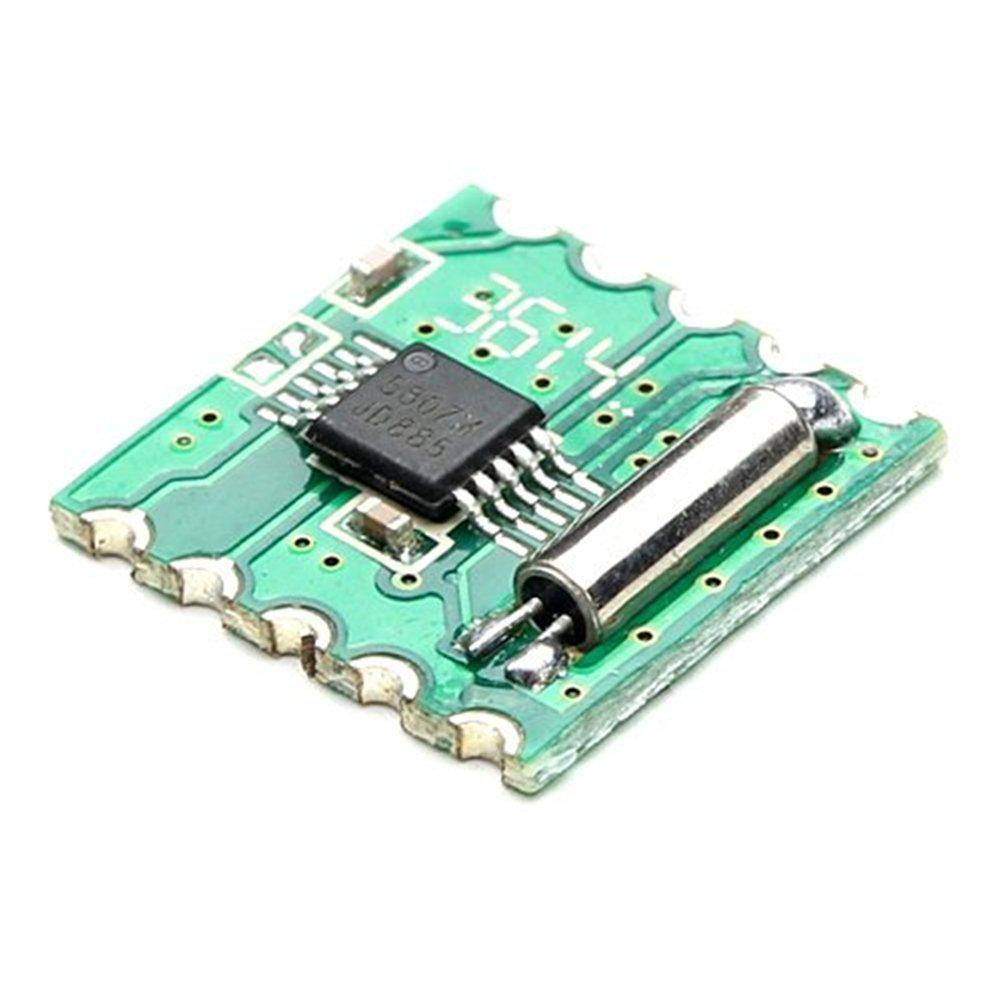 FengYun FM Radio Modul RDA5807M RRD102V2.0 Stereo Radio Board Wireless Empf/änger Modul
