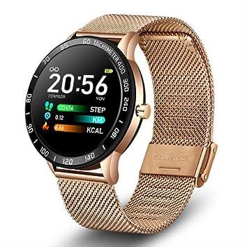 CNQ&DZ Reloj Inteligente para Hombre Hombre Ip68 Deporte ...