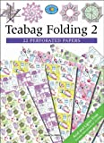 Search Press Books-Teabag Folding Papers 2