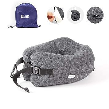 Amazon.com: Almohadas de viaje para hombre, almohada para el ...