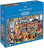 Gibsons The Toy Shop Jigsaw Puzzle, 1000 piece