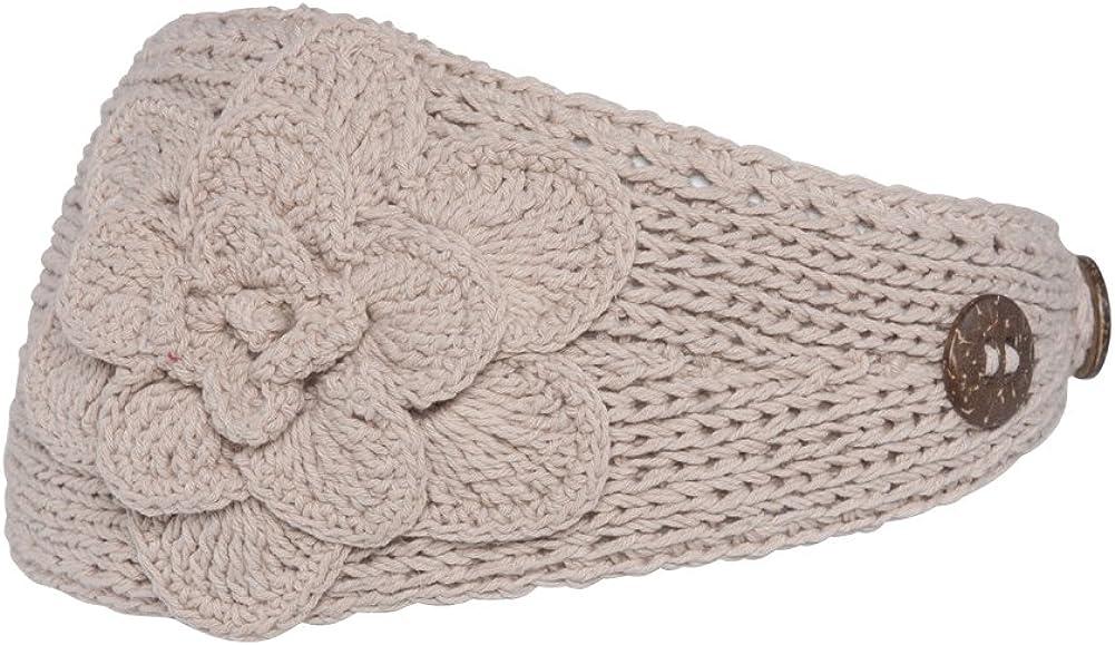 Headwrap Flower Headband...