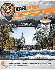 Northwestern Ontario Backroad Mapbook - 2021