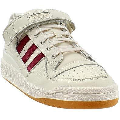 | adidas Mens Forum Low Athletic & Sneakers Beige
