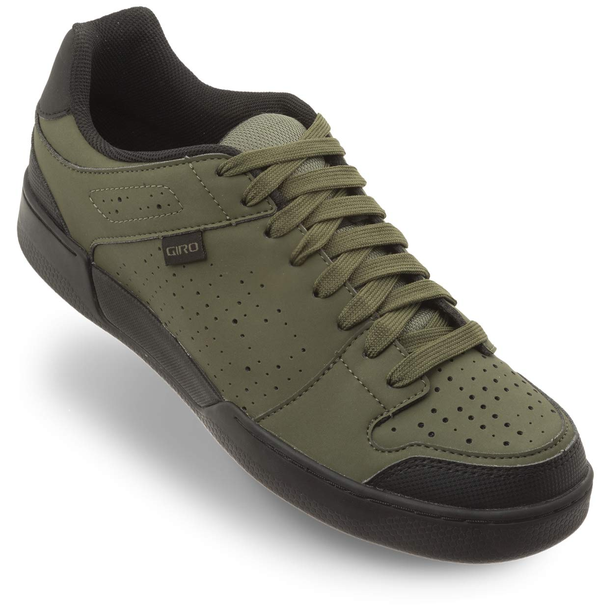 Giro Jacket II Cycling Shoe - Men's Olive/Black 37