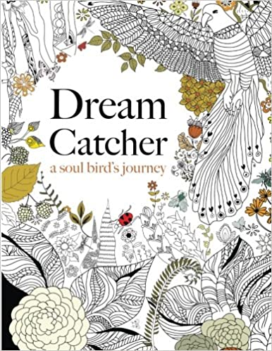 amazoncom dream catcher a soul birds journey a beautiful and inspiring colouring book for all ages 9781909855724 christina rose books - Colouring For All