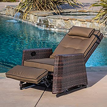 amazon com westwood outdoor glider recliner chair lazy boy patio