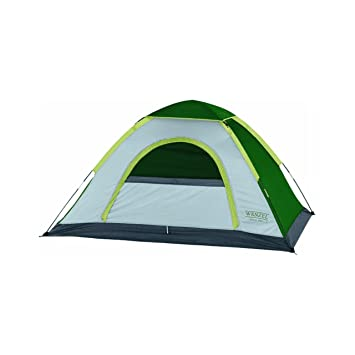 Wenzel Childrenu0027s Sprout Two-Person Dome Tent Green/Blue 6 x 5  sc 1 st  Amazon.com & Amazon.com : Wenzel Childrenu0027s Sprout Two-Person Dome Tent Green ...