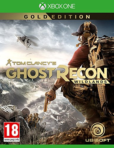 Tom Clancy's Ghost Recon: Wildlands Gold Edition (Xbox One) UK IMPORT REGION FREE
