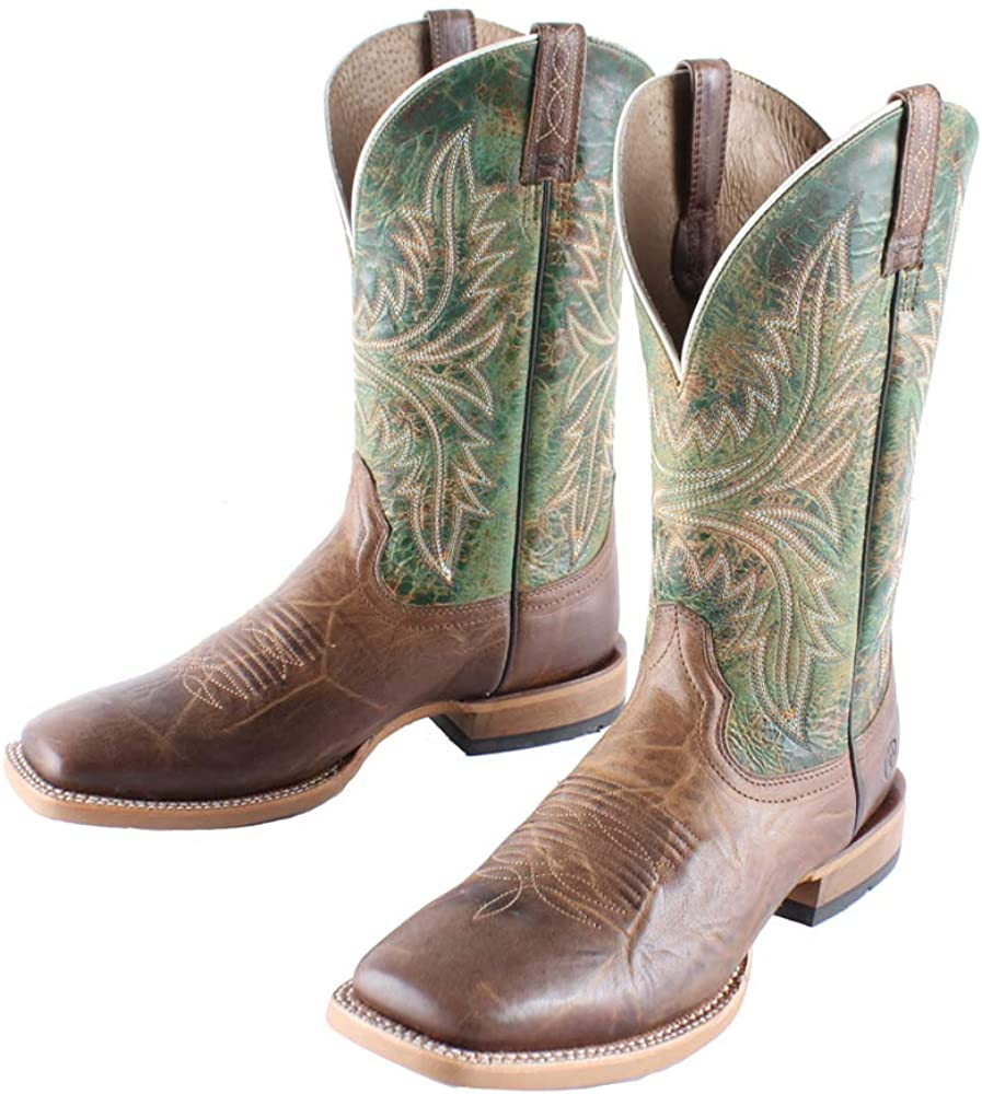 ARIAT Tobacco Toffee Cowhand Boots