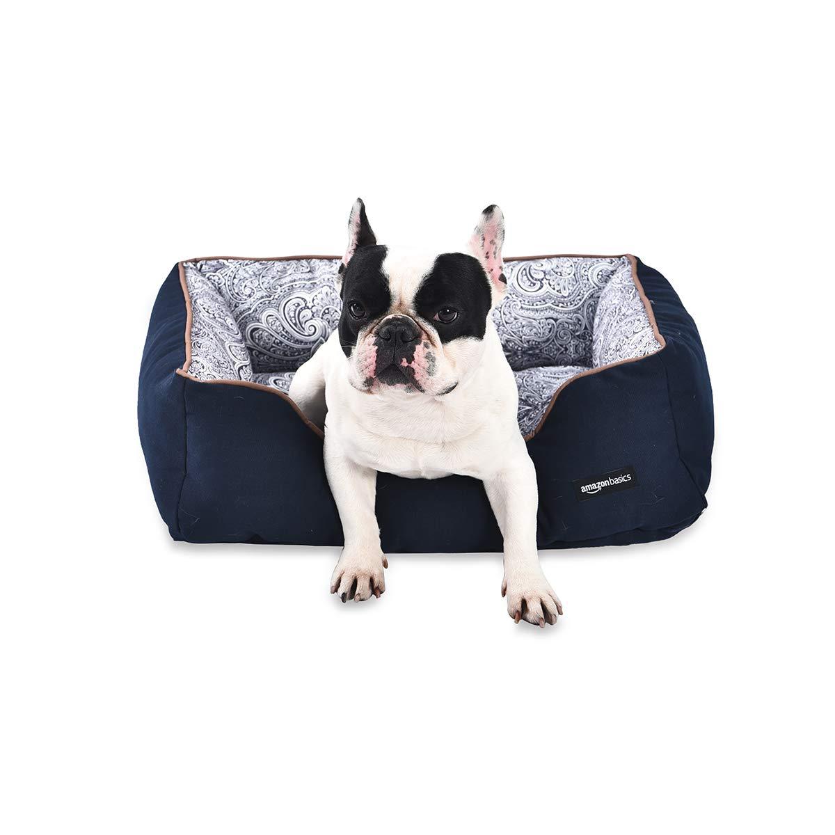 Taglia S stampa floreale Cuccia per animali domestici Basics Cuddler