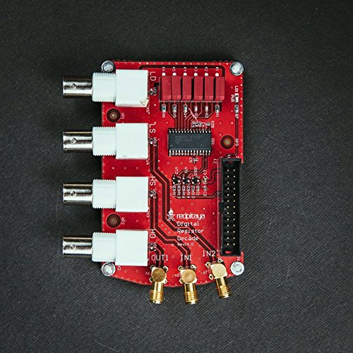 Red Pitaya - Impedance Analyser Extension Board (LCR Meter): Amazon