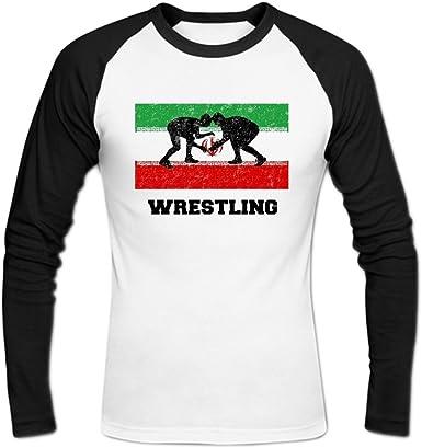 Iran Track Long Sleeve T-shirt