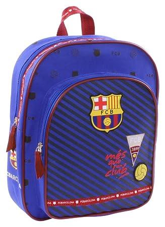 FCB FC Barcelona 490-8121 - Mochila Infantil (31 cm), diseño con Texto We Are Barcelona: Amazon.es: Juguetes y juegos