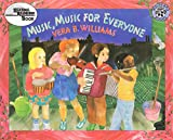 img - for Music, Music for Everyone (Rise and Shine) book / textbook / text book