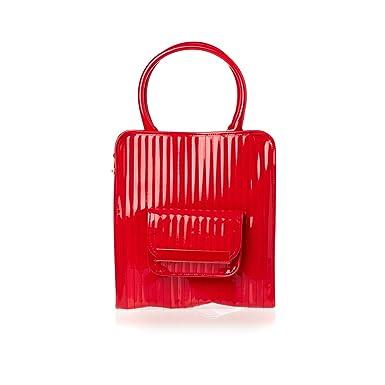 dd13dd5409b2 Ted Baker Juju Enamel Pocket Shopper - O S