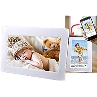 """Cadre Photo Numérique Connecté - Wi-Fi - Ecran tactile 7""""- DENVER - PFF-710"""