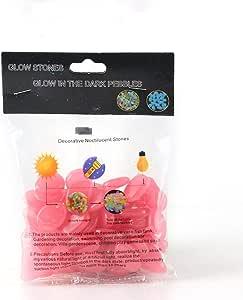 Vige Piedra Luminosa de Color Artificial. Piedra Brillante
