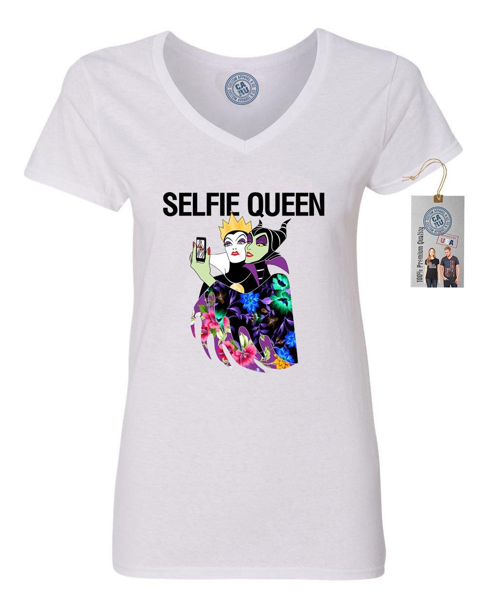 Selfie Queen Evil Queens Top 4412 Shirts