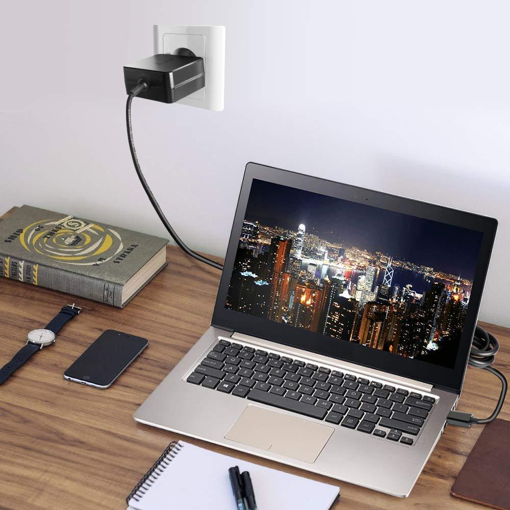 KFD 45W Adaptador Alimentador Cargador portátil para ASUS AD883J20 010KLF F555L F552C F551M F551C X551C X54C X551M X555L X554L S550C A52F AD883220 ...