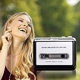 Vktech® Tape to PC USB Cassette MP3 CD Converter