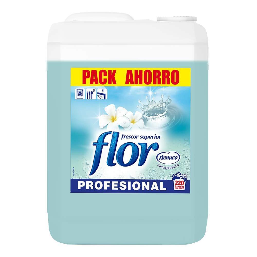 Flor Suavizante para la ropa Profesional Nenuco - 220 lavados ...