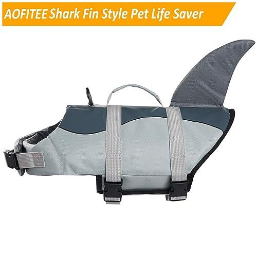 AOFITEE Dog Life Jacket Pet Safety Vest Review