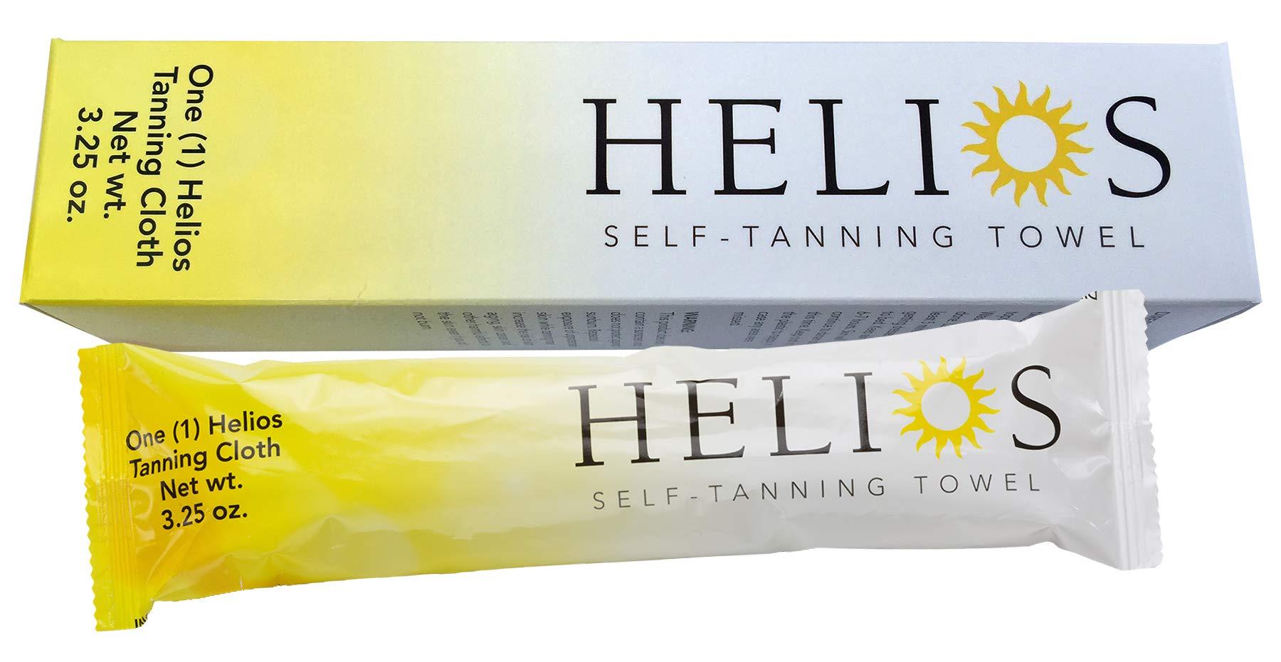 Helios Self Tanning Towel by Helios