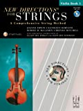 New Directions for Strings Violin Book 1