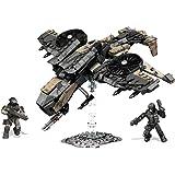 Mega Bloks - Ataque fantasma, call of duty, juego de construcción (Mattel DKX54)