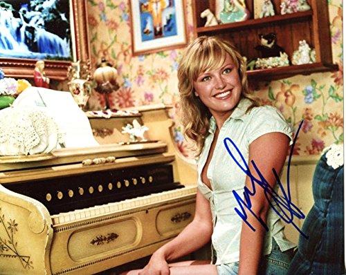 MALIN AKERMAN signed *HAROLD & KUMAR GO TO WHITE CASTLE* 8x10 Photo Liane W/COA #12 (Harold And Kumar Go To White Castle Liane)