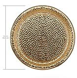 Mozaik Hammered Gold Premium Plastic
