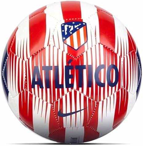 Nike ATM Nk Skls SC3330-100 - Balón, Blanco/ Rojo (Sport) / Azul ...