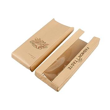 Amazon.com: 50pcs/lot French Toast de papel Kraft bolsas de ...