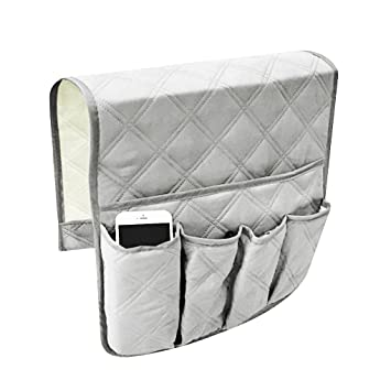 Wondrous Waterproof Sofa Couch Chair Armrest Organizer Sofa Arm Caddy Tray Tidy Hanging Storage Bag Table Cabinet Pocket For Tv Remote Lamtechconsult Wood Chair Design Ideas Lamtechconsultcom