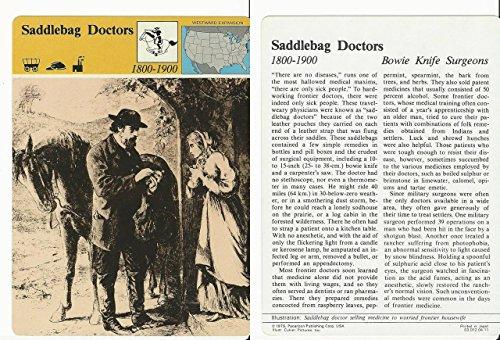1979 Panarizon, Story Of America, 04.11 Saddlebag Doctors, Wild West