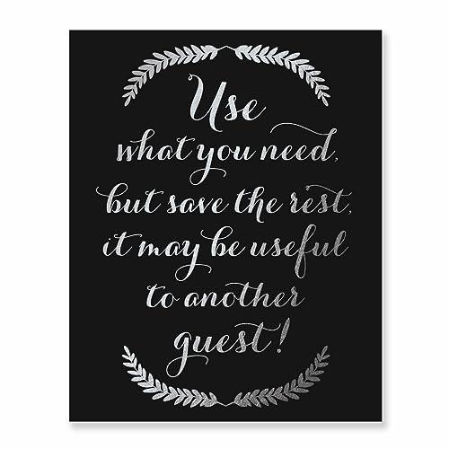 Amazon Wedding Art Print Reception Ladies Bathroom Signage Help