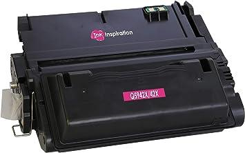 Ink Inspiration Premium Toner Kompatibel Für Hp Q5942x 42x Laserjet 4350 4350dtn 4350n 4350tn 4250 4250dtn 4250dtnsl 4250n 4250tn 4240 4240n 20 000 Seiten Bürobedarf Schreibwaren