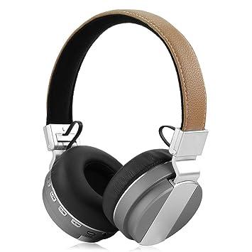 Geekria E05 - Auriculares inalámbricos plegables con ...