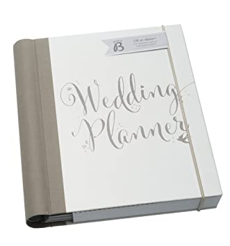 Amazon.com: Planificador de boda Busy B Bride to B Script ...