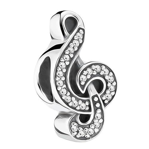 charm nota musical pandora
