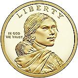 2018 S Sacagawea Native American Dollar