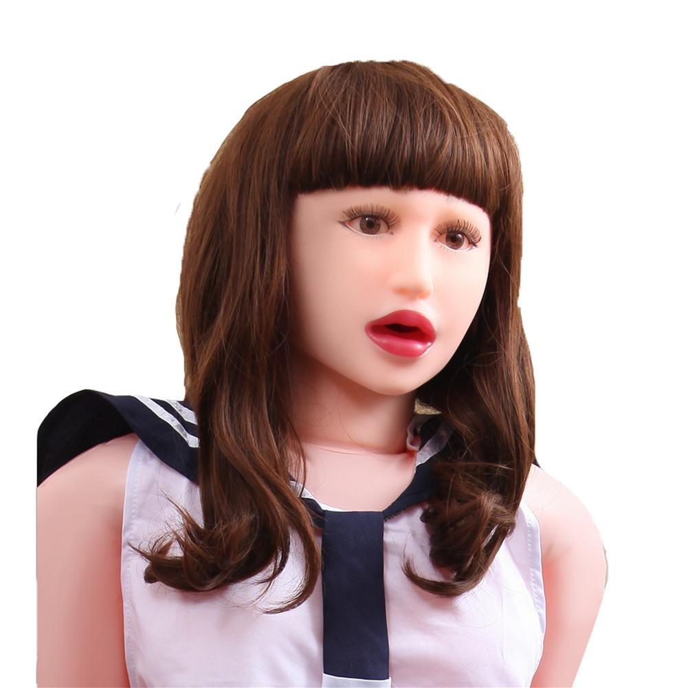 ZHIYUAN 160cm oral oral 160cm infantil inflable Varón de la muñeca de la muñeca inflable de la muñeca (Nota: Los accesorios de ropa pelo no son incluidos) 036344