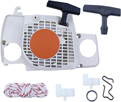 Chainsaw Starter Recoil Fit Stihl MS180 MS180C MS170 017 018 Chain Saws