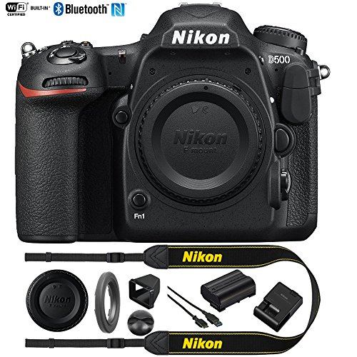 Nikon D500 20.9 MP CMOS DX Format Digital SLR Camera for sale  Delivered anywhere in USA
