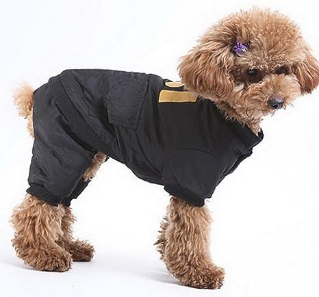 Ranphy FBI - Traje de chándal para perro con cuatro patas para ...