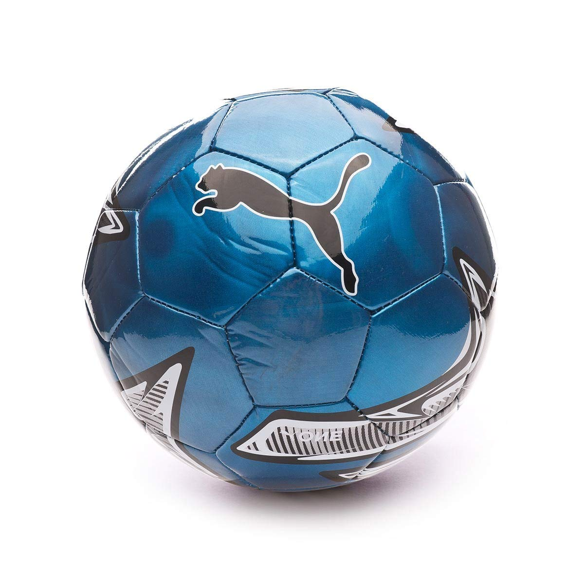 Puma One Laser Ball, Unisex Adulto, Silver/Shocking Orange/Black ...
