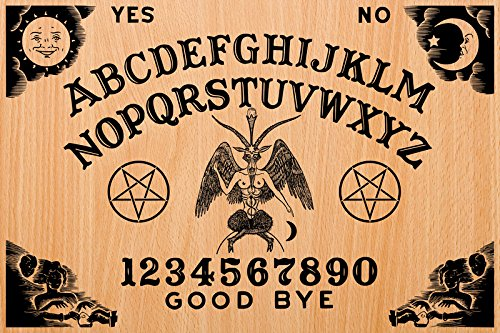 Amazon Ouija Board Classic Design Angel With Planchette Handmade