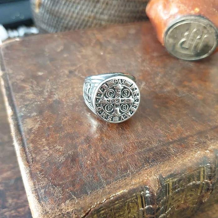TRIBAL SPIRIT Steel Chevalière En Acier Inoxydable Onyx argent or bijoux de bruit