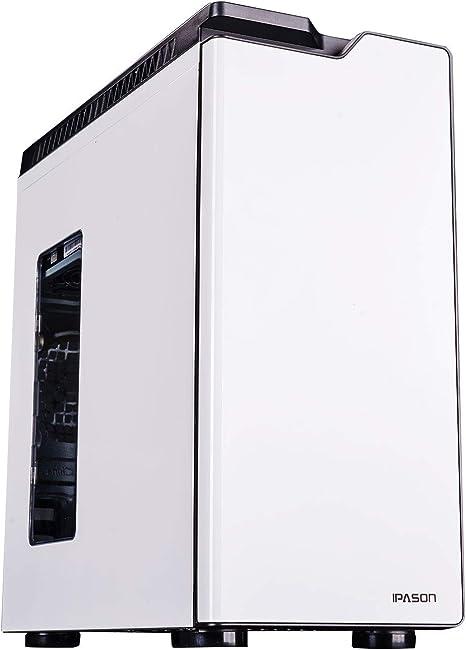 IPASON M3 - Ordenador de sobremesa (procesador Intel i3 8100 ...